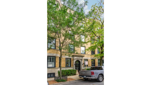 1709 N Crilly Court B, CHICAGO, Illinois 60614