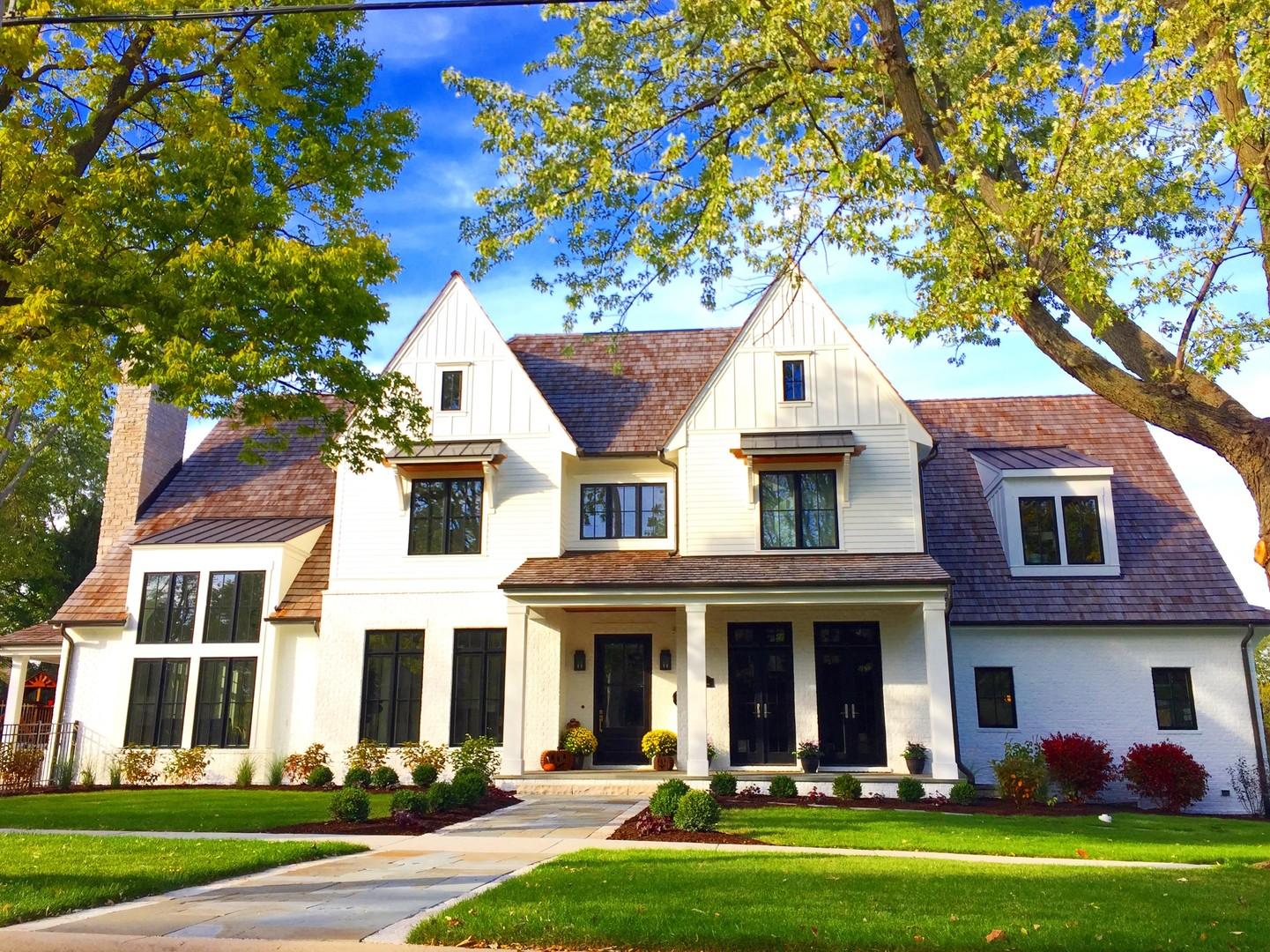 206 Grant ,Hinsdale, Illinois 60521