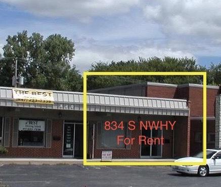 830 Northwest Unit Unit 834 ,Barrington, Illinois 60010