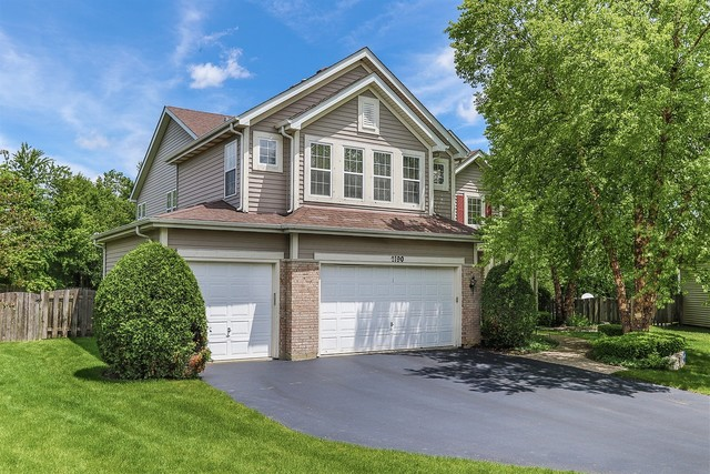 Largest model offering fabulous amenities & timeless finishes! Improvements include newer roof & HVAC! The foyer welcomes you w/ soaring ceilings to the open concept living room, banquet-sized dining room & family room w/ gas fireplace. Upgraded dream kitchen offers granite counters, stainless steel appliances, large island w/ breakfast bar & eating area w/ sliders to the huge deck. Versatile den  makes the perfect home office or playroom. Main level 6th BR/in-law arrangement & full bath w/ tile shower/tub. The grand, open stairway leads you to the luxurious master suite w/ vaulted ceilings, sitting area & ensuite w/ walk-in closet, whirlpool, separate tile shower & dual vanity. Four large bedrooms share a full bath w/ dual vanity & tile shower/tub. Rare full basement is great for storage or awaits your finishing touches for an additional 2000 sq ft of living space! Main level laundry. Attached 3-car garage. Fenced yard w/ lush landscaping & large deck. Award-winning districts 102/125!