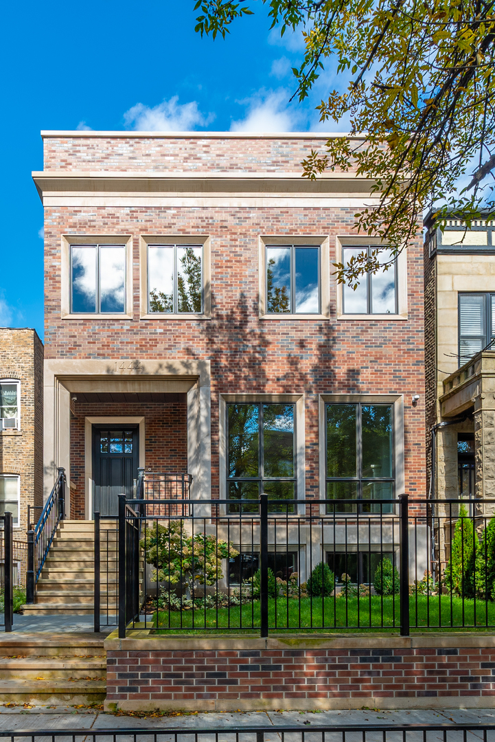 1444 West Cuyler Avenue, Chicago, IL 60613