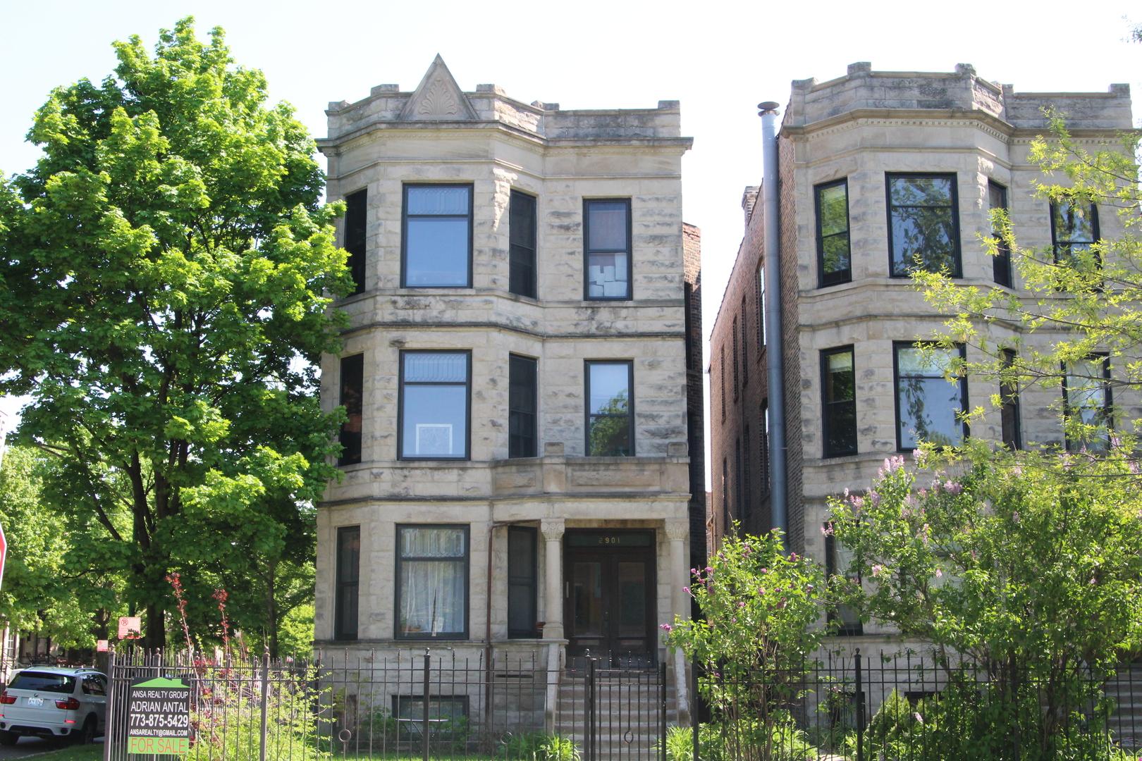 2901 W LOGAN Boulevard, Chicago, IL 60647