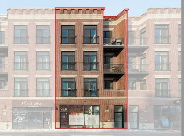 216 Halsted ,Chicago, Illinois 60661