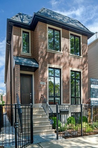 Vivienda unifamiliar por un Venta en 2447 North Greenview Avenue 2447 North Greenview Avenue Chicago, Illinois,60614 Estados Unidos