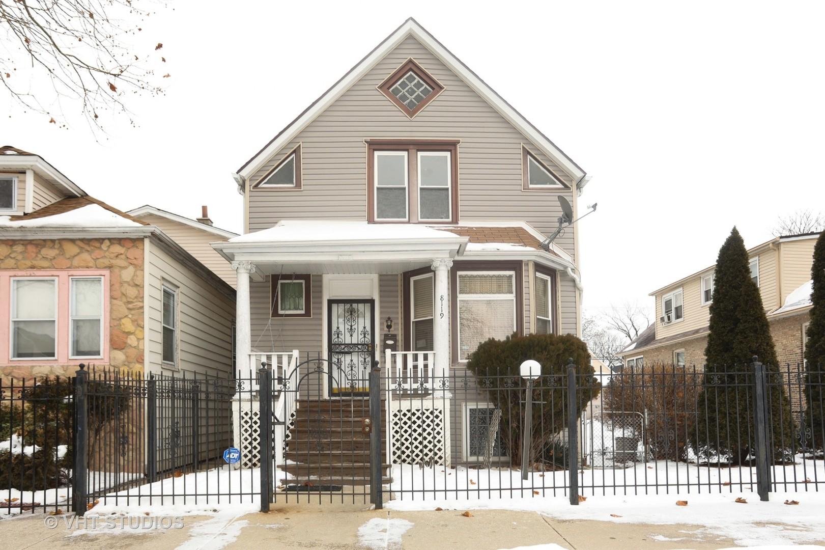 8119 Burnham ,Chicago, Illinois 60617