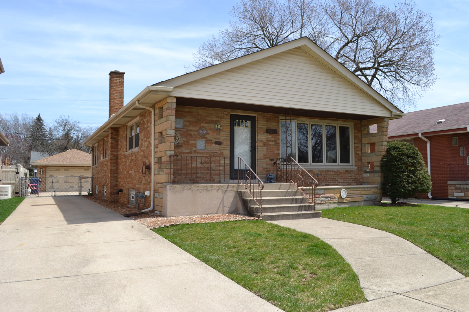 Photo of 9243 South Ridgeway Avenue EVERGREEN PARK IL 60805