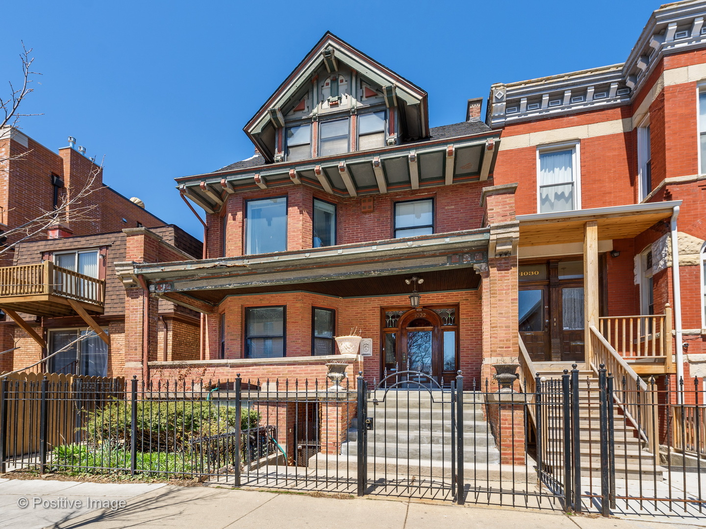 1032 W Diversey Parkway, Chicago, Illinois 60614