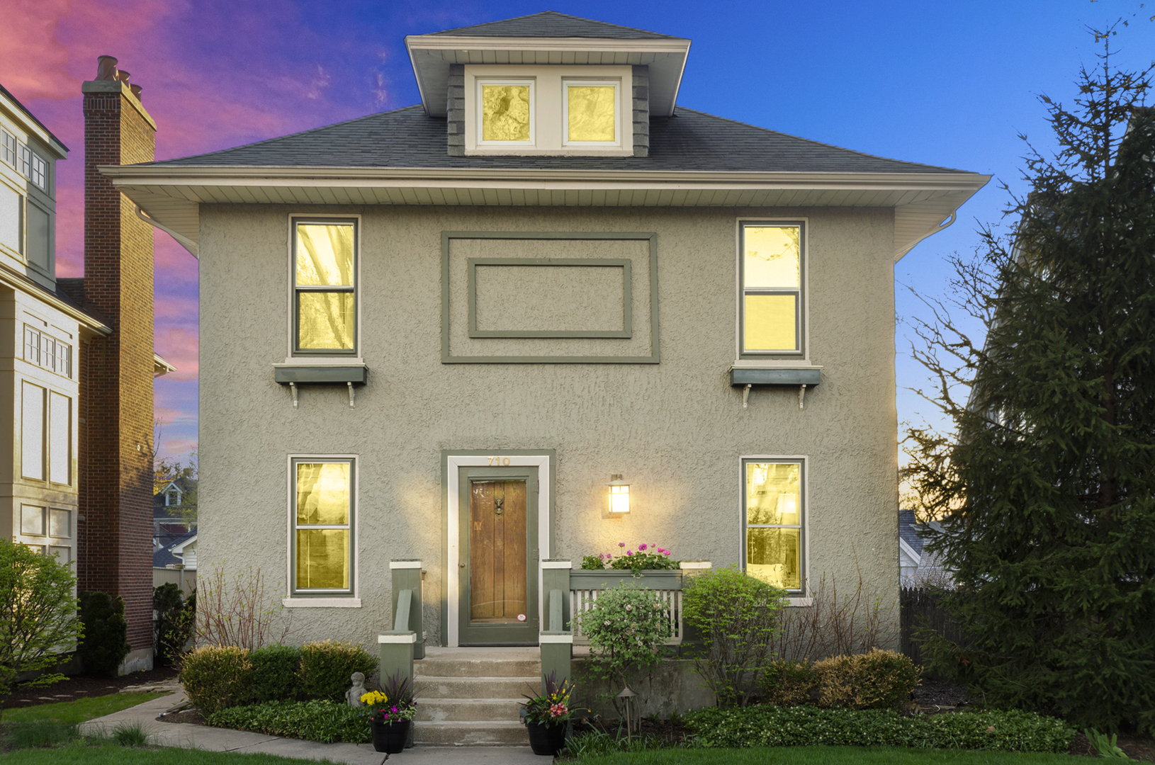 Photo of 710 Lincoln Street HINSDALE Illinois 60521
