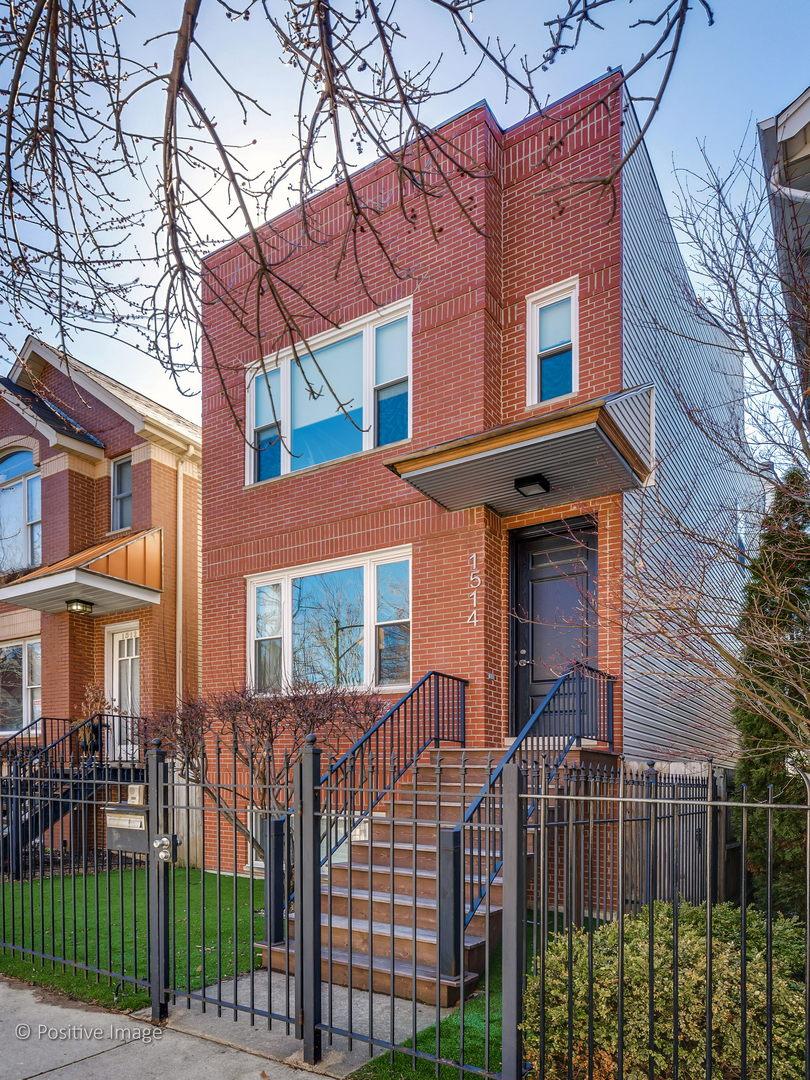 1514 N Paulina Street, CHICAGO, Illinois 60622