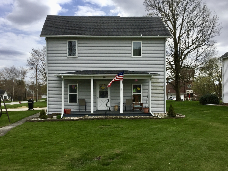 114 Willard ,Gifford, Illinois 61847