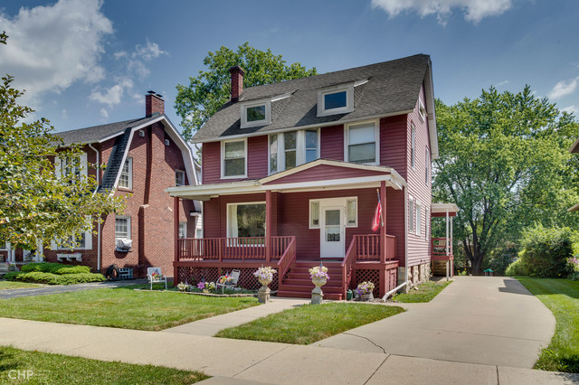 9551 Longwood ,Chicago, Illinois 60643