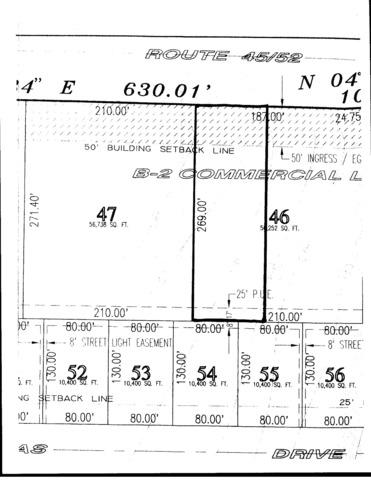 Lot 46 State Route 45, Bourbonnais, Illinois 60914