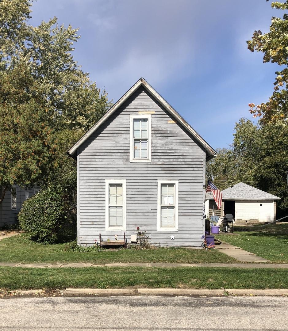 314 Water ,Farmer City, Illinois 61842