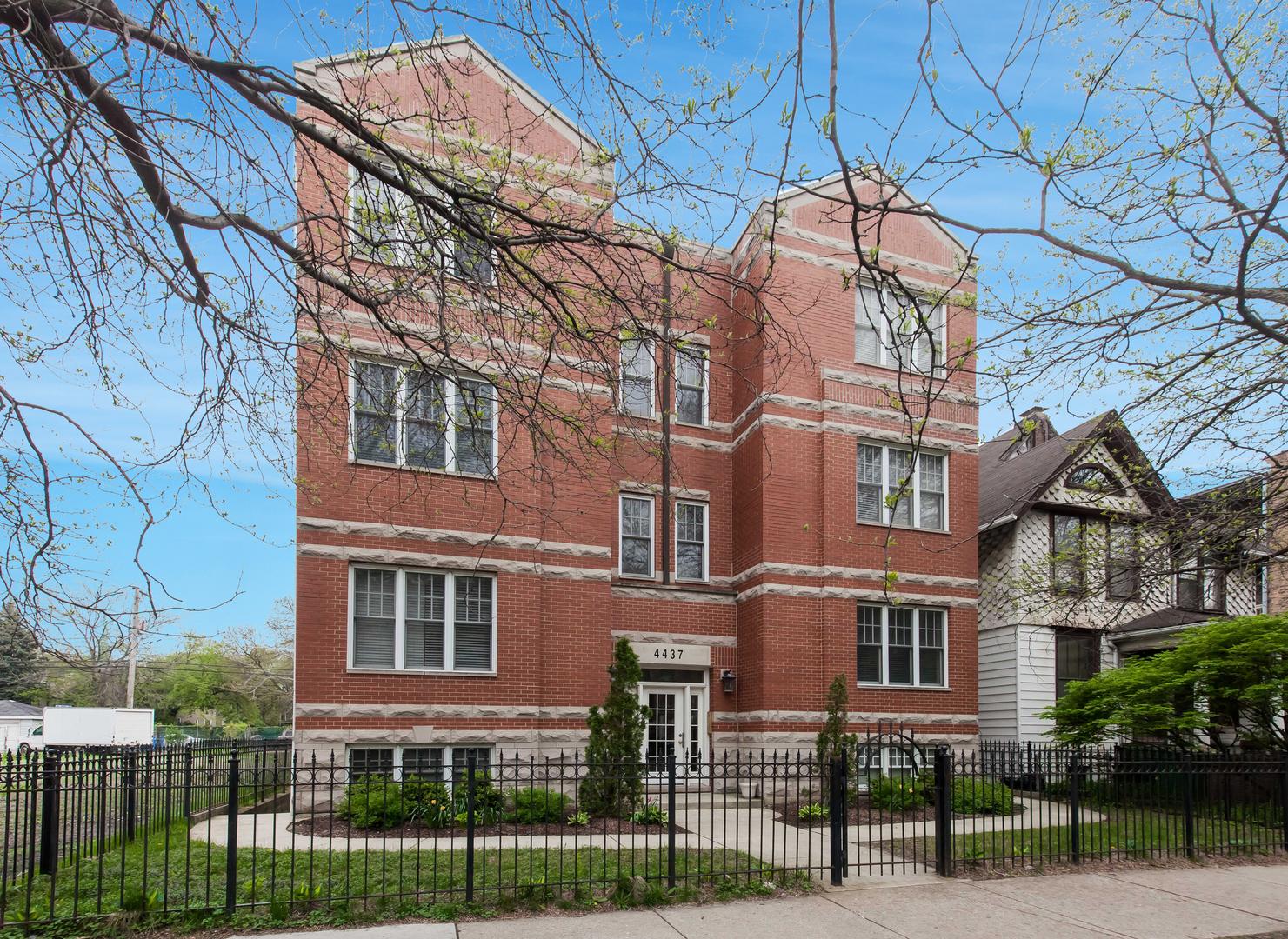4437 Ashland Unit Unit 2n ,Chicago, Illinois 60640