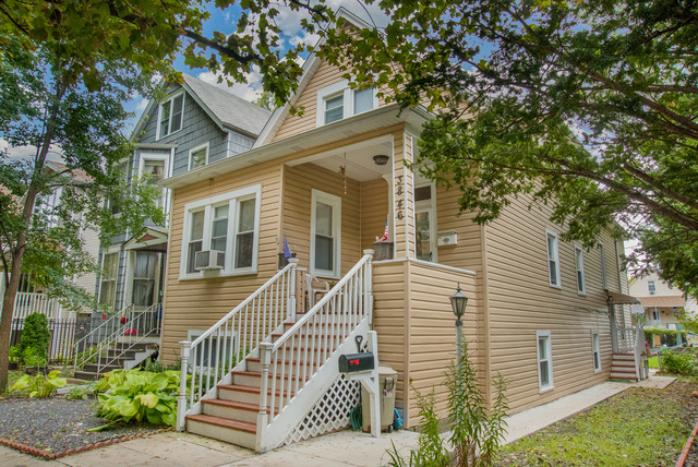 3846 NORTH TROY STREET #1, CHICAGO, IL 60618