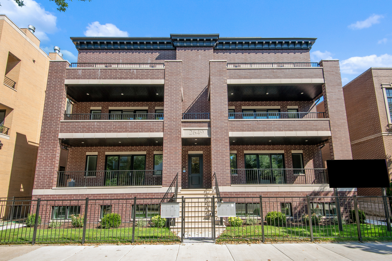 2649 Racine Unit Unit 3n ,Chicago, Illinois 60614