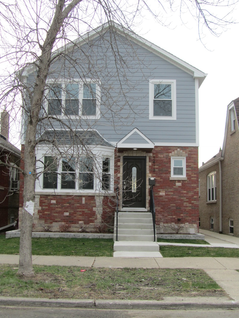3418 NORTH NATOMA AVENUE, CHICAGO, IL 60634