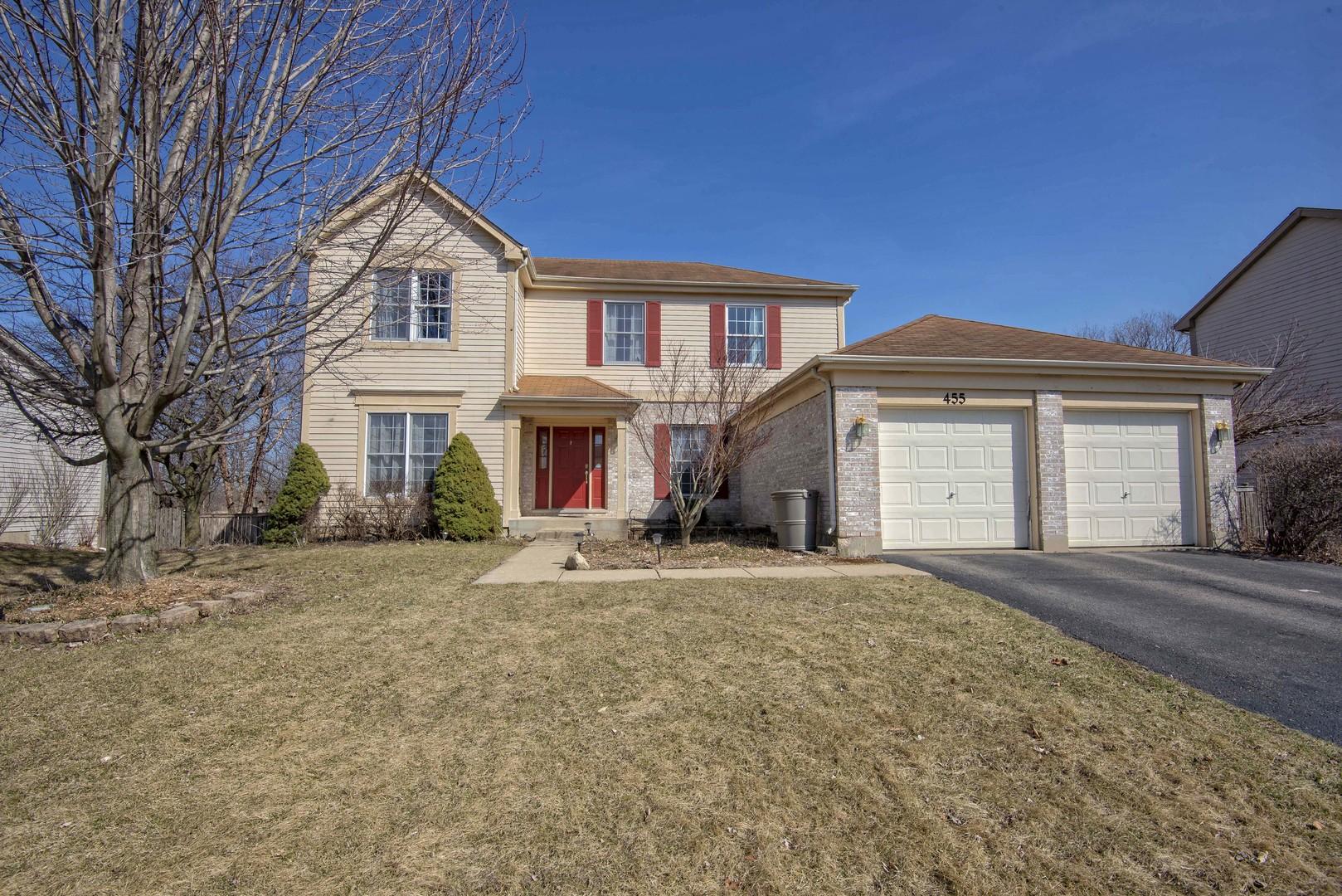 455 Springwood ,Bolingbrook, Illinois 60440