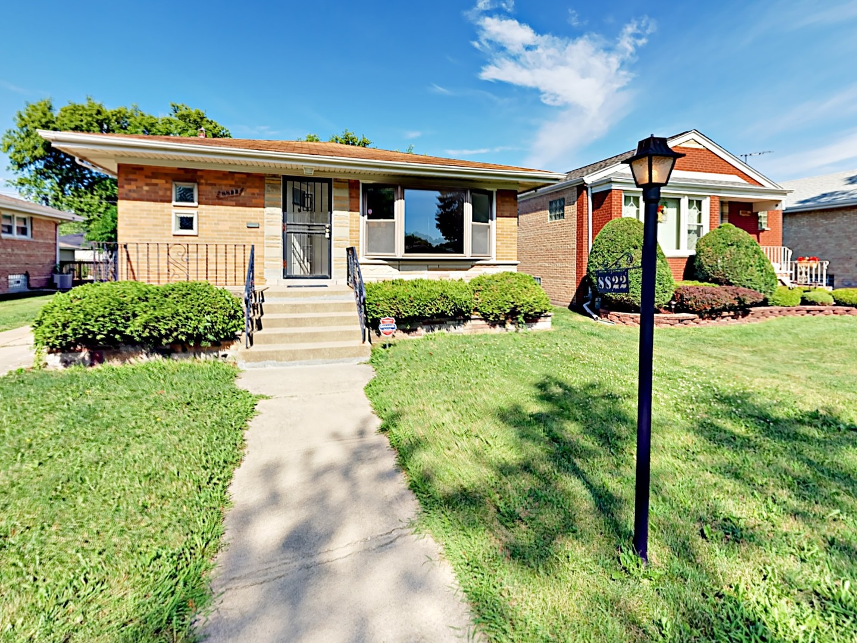 8822 Fairfield ,Evergreen Park, Illinois 60805