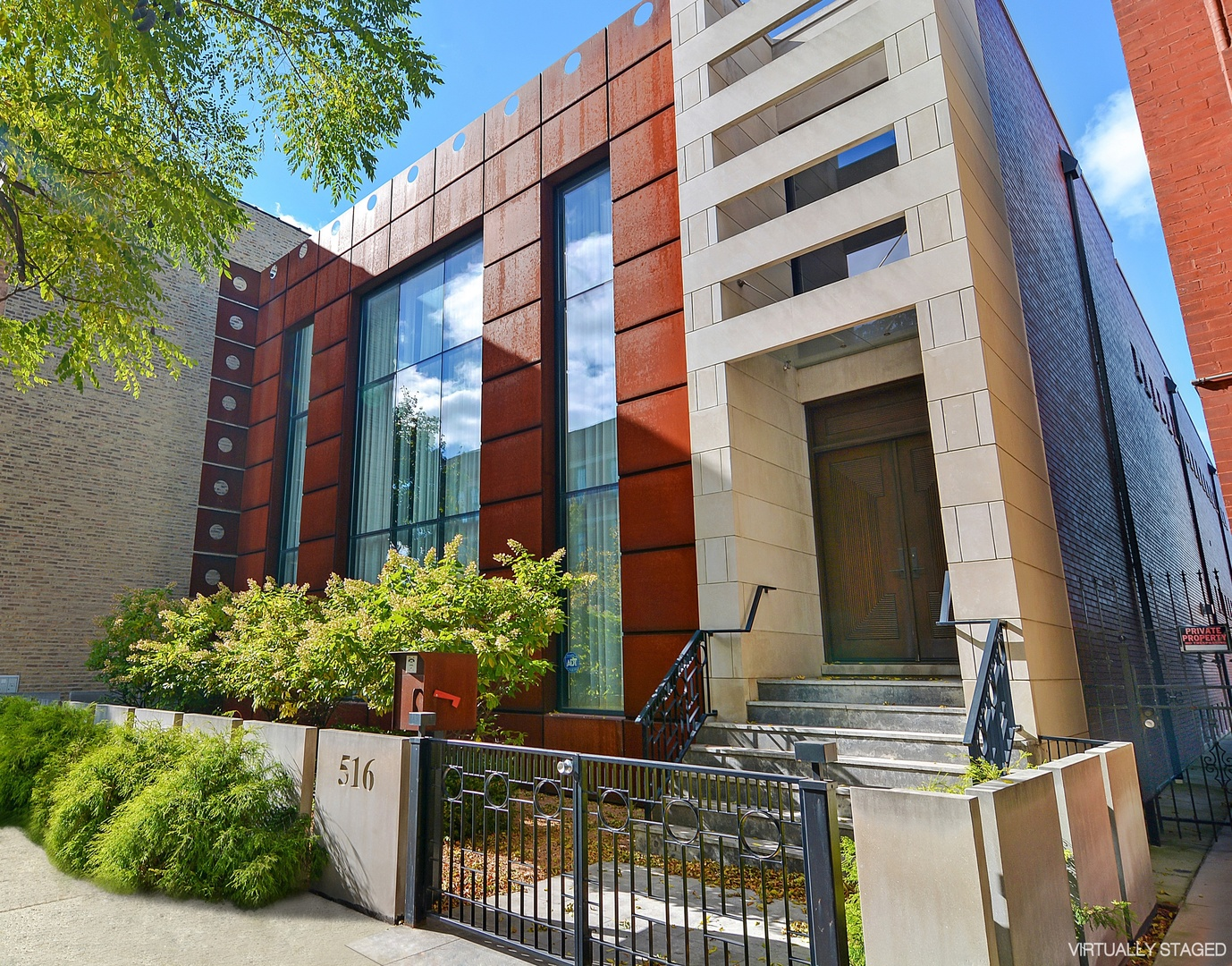 520 NORTH ARMOUR STREET, CHICAGO, IL 60642