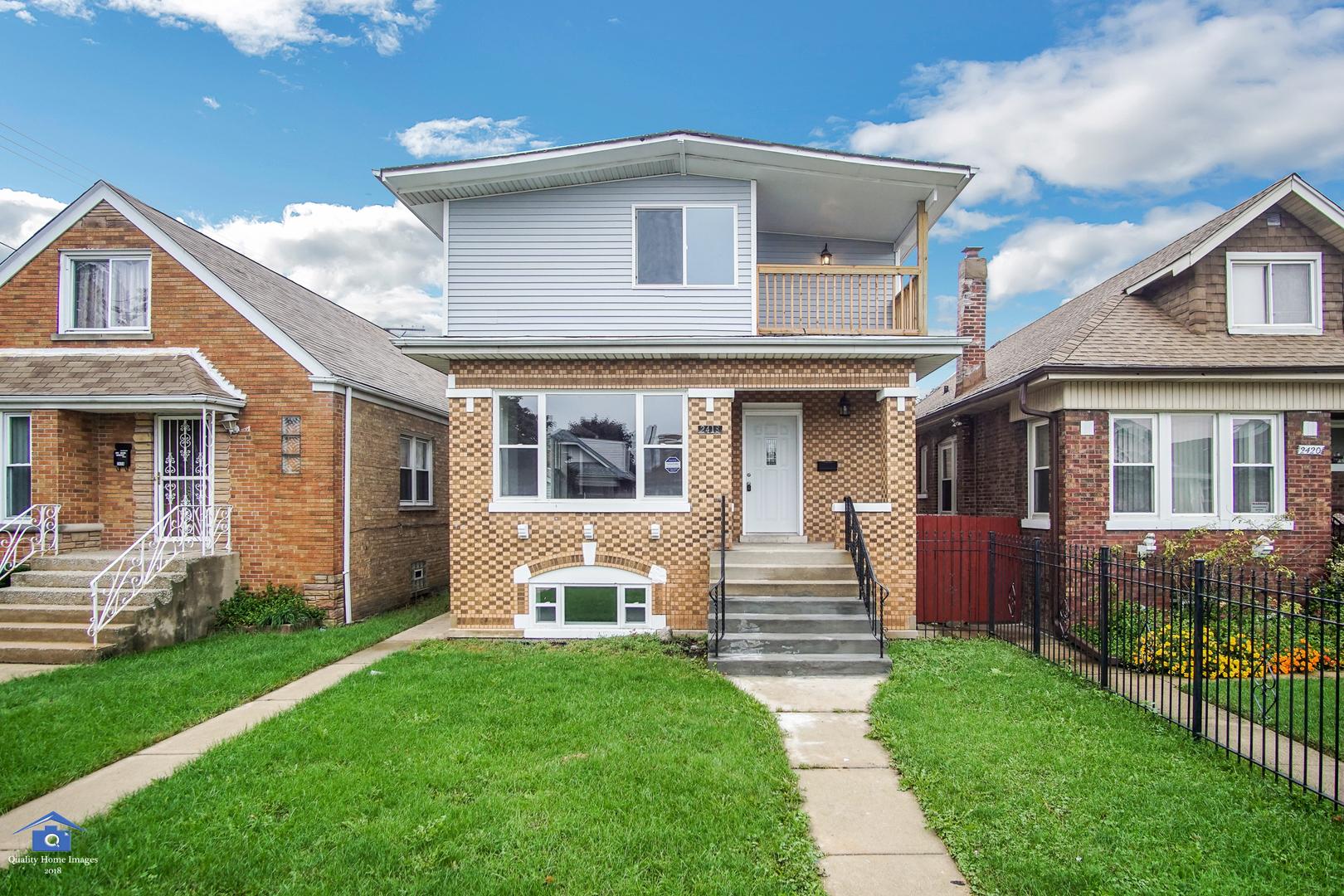 2418 NORTH MCVICKER AVENUE, CHICAGO, IL 60639