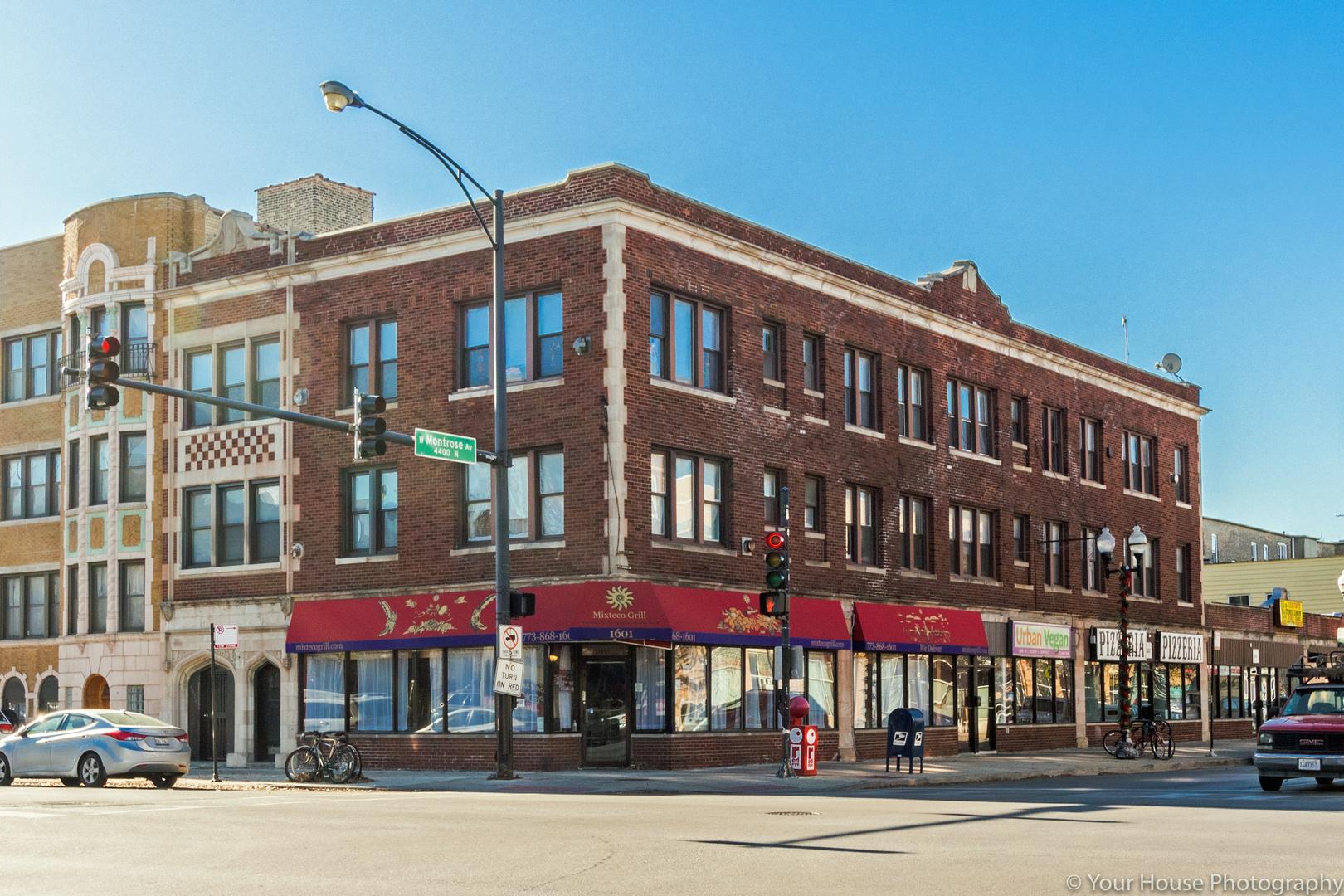 1601 West Montrose Avenue, Chicago-lake View, IL 60613
