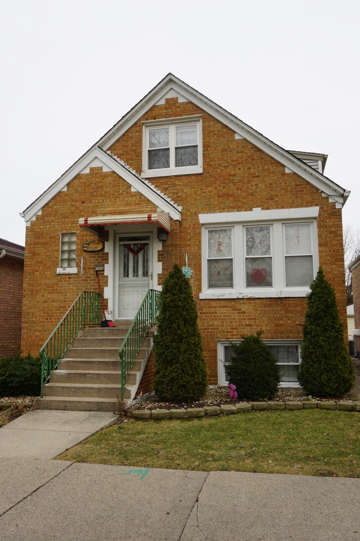4805 SOUTH KILDARE AVENUE, CHICAGO, IL 60632