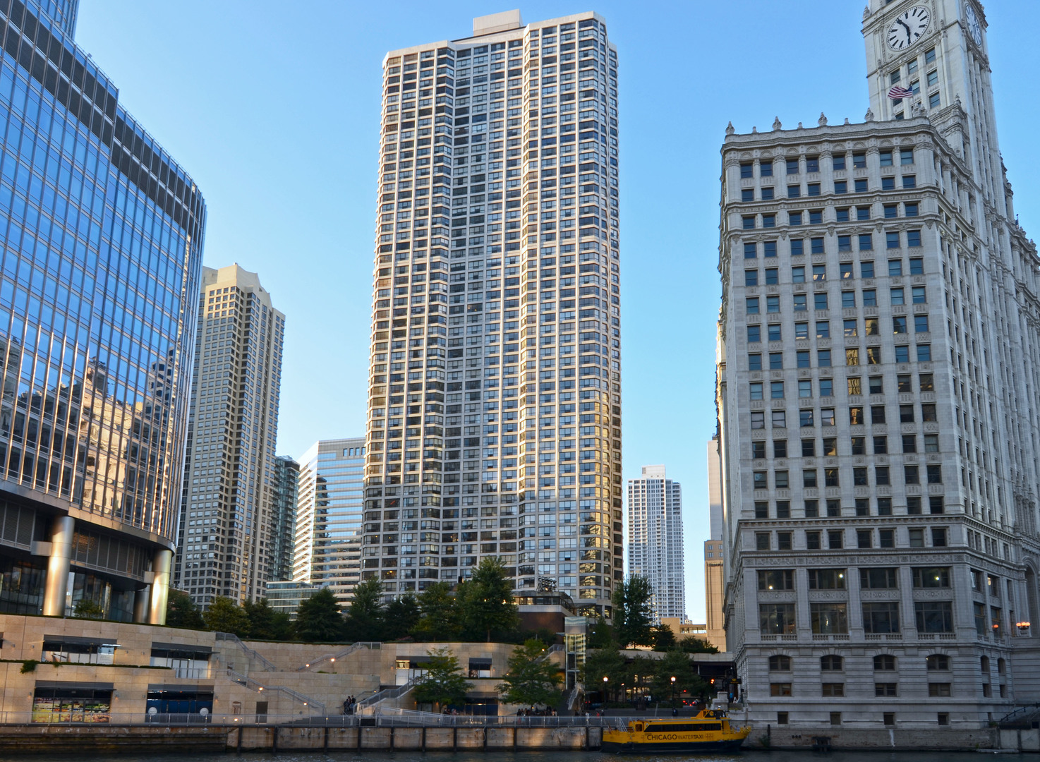 405 NORTH WABASH AVENUE #3106, CHICAGO, IL 60611