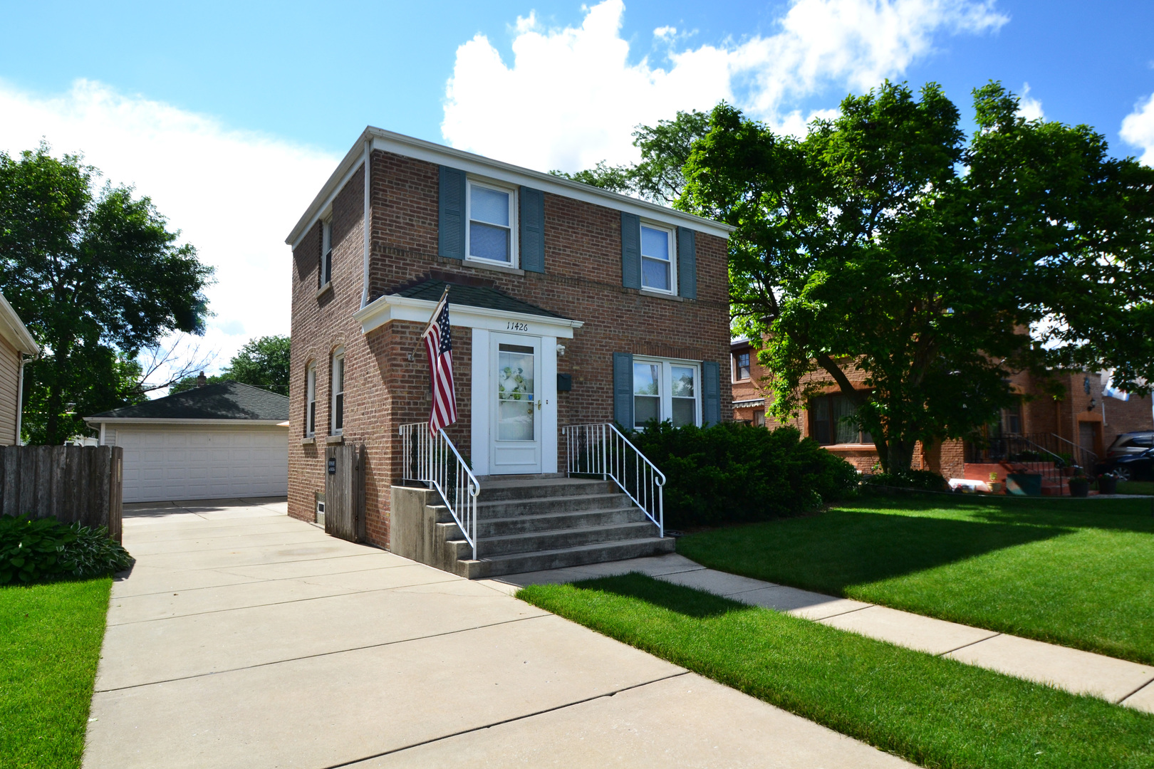 Photo of 11426 Rockwell Street CHICAGO IL 60655