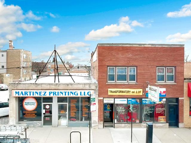 5219-21 Belmont ,Chicago, Illinois 60641