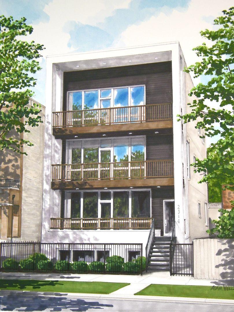 2314 North Leavitt Street, Chicago, IL 60647