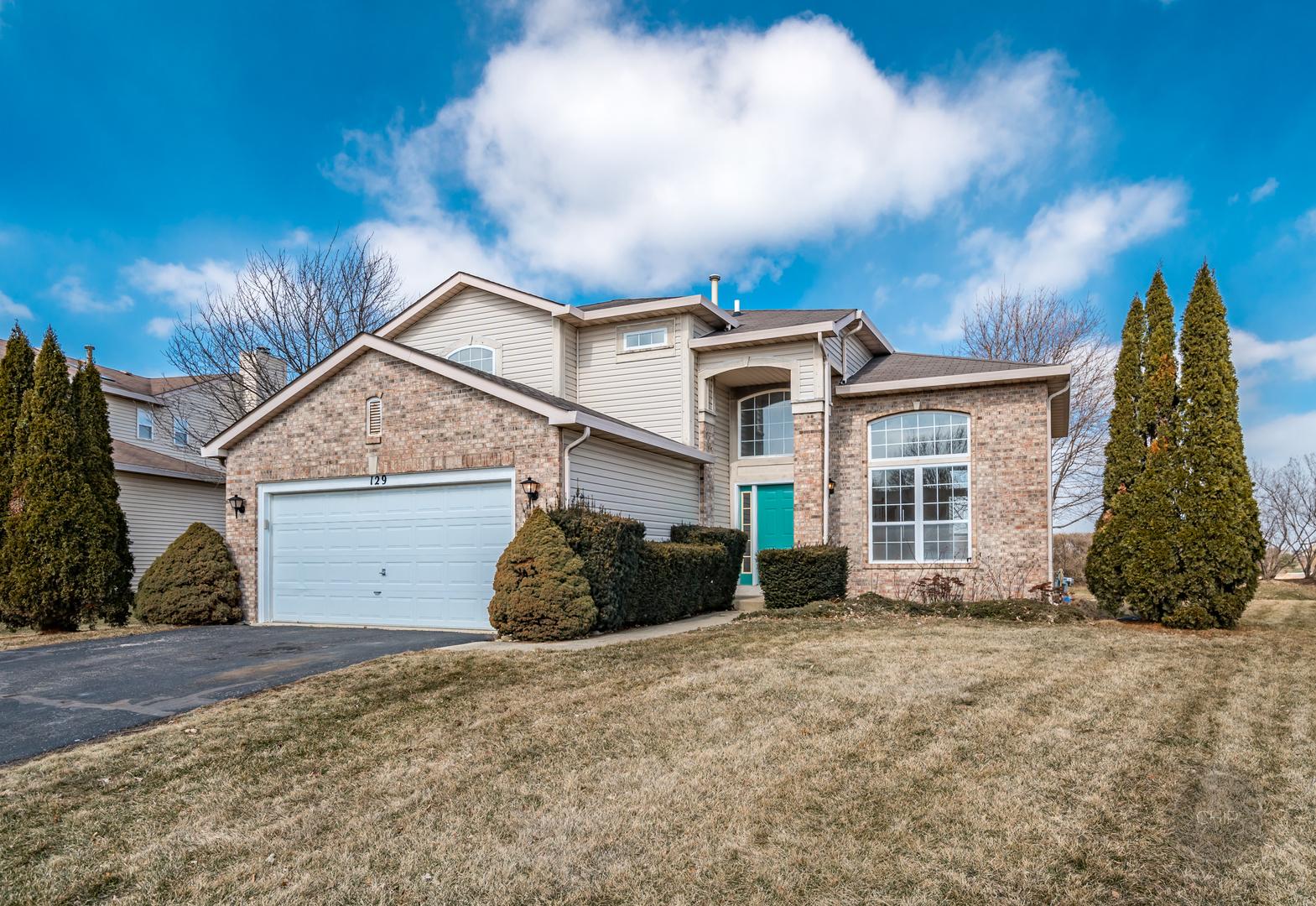 129 Willow Bnd ,Bolingbrook, Illinois 60490