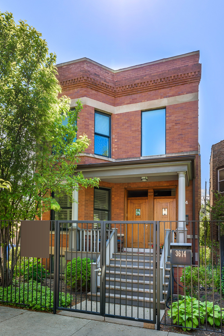 3614 N Bell Avenue, Chicago, Illinois 60618