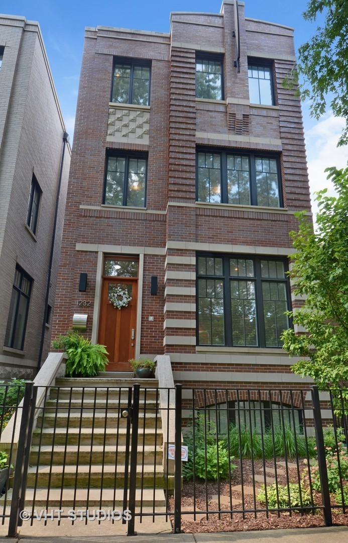1232 North Hoyne Avenue, Chicago-West Town, IL 60622