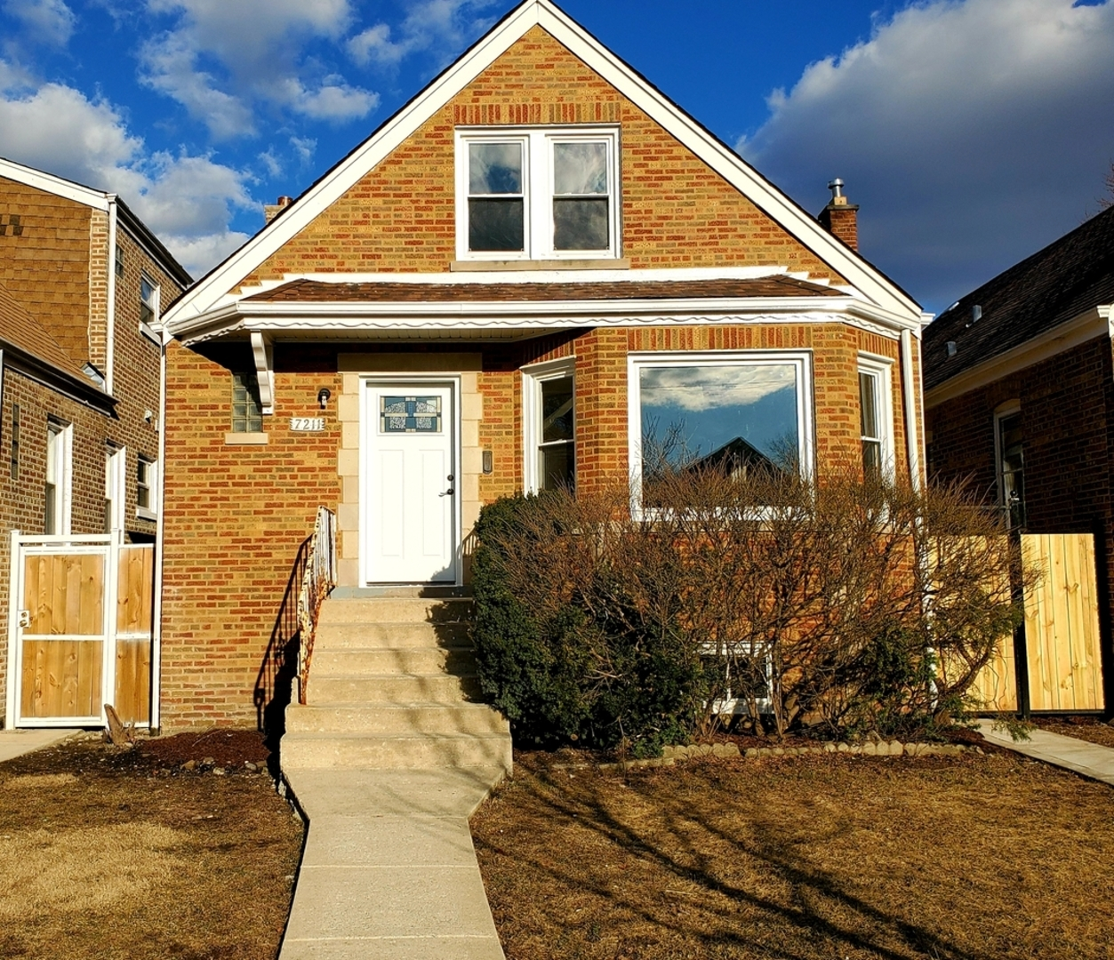 7211 SOUTH WHIPPLE STREET, CHICAGO, IL 60629