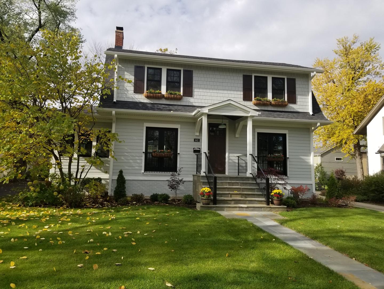 Maison unifamiliale pour l Vente à 442 South Kensington Avenue 442 South Kensington Avenue La Grange, Illinois,60525 États-Unis