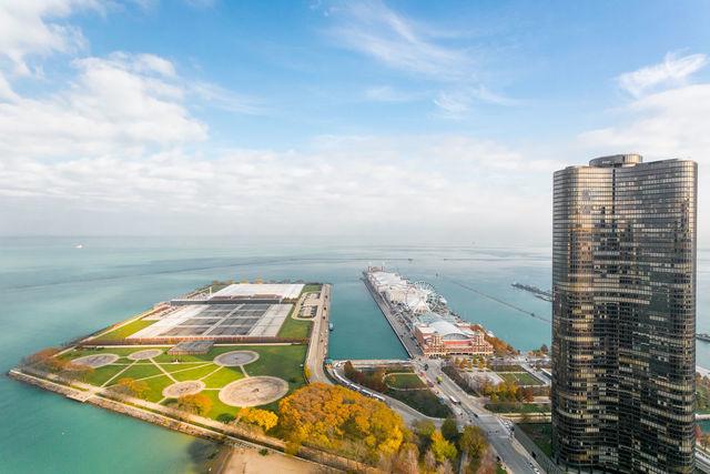 600 Lake Shore Unit Unit 807 ,Chicago, Illinois 60611
