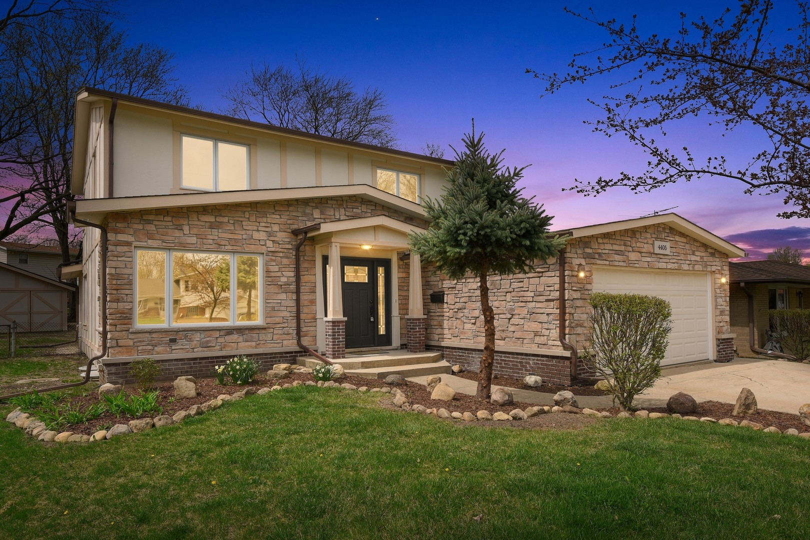Photo of 4405 Sycamore Lane Rolling Meadows Illinois 60008