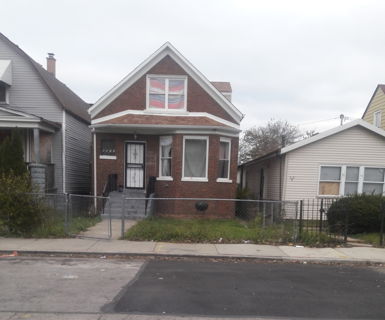 6833 SOUTH ABERDEEN STREET, CHICAGO, IL 60621