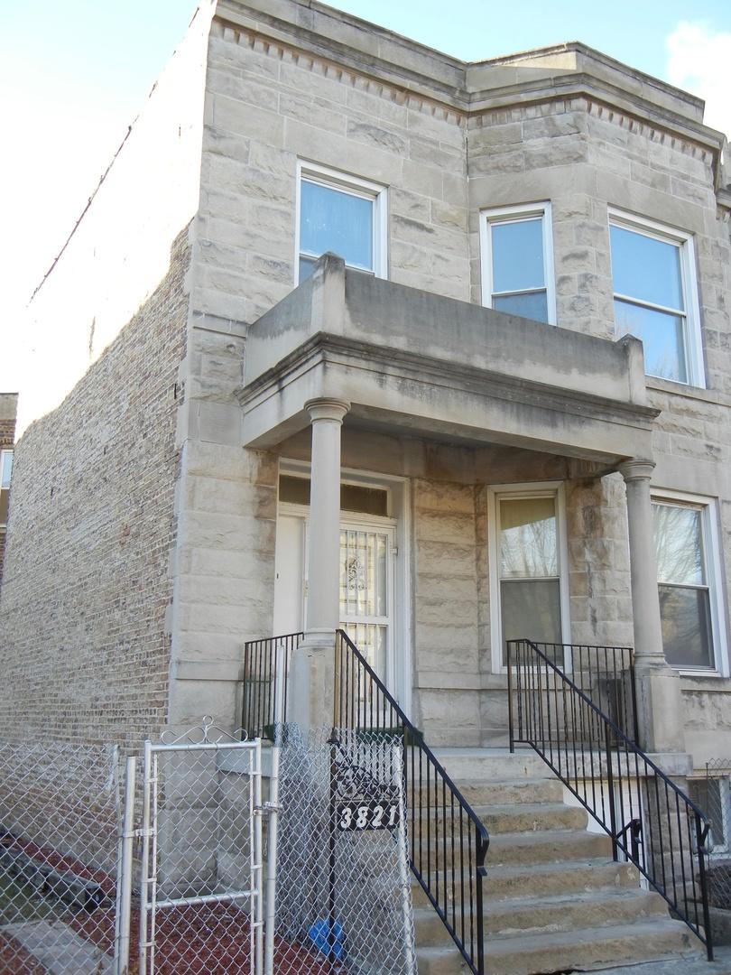 3821 Grenshaw ,Chicago, Illinois 60624